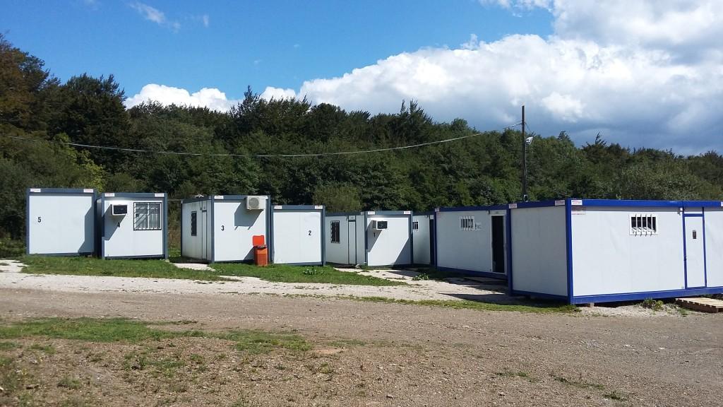 De oude cabins