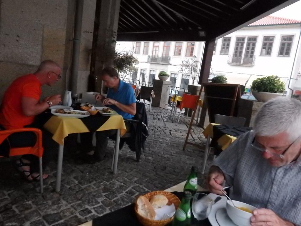 Terras restaurant Mercado