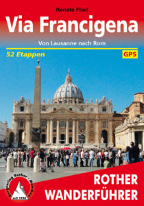 Gids Via Francigena van Rother