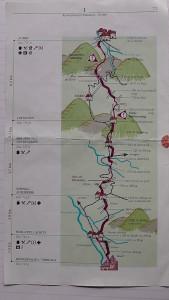 Route dag 11