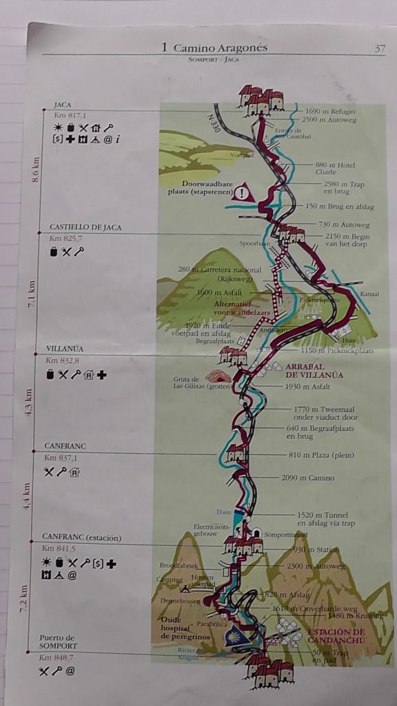 Route dag 2 en 3