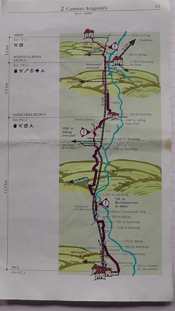 Route dag 4