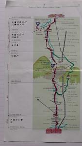 Route dag 9