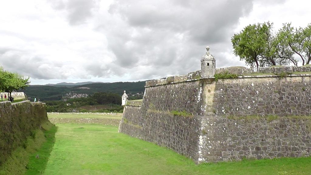 Stadsmuren Valença