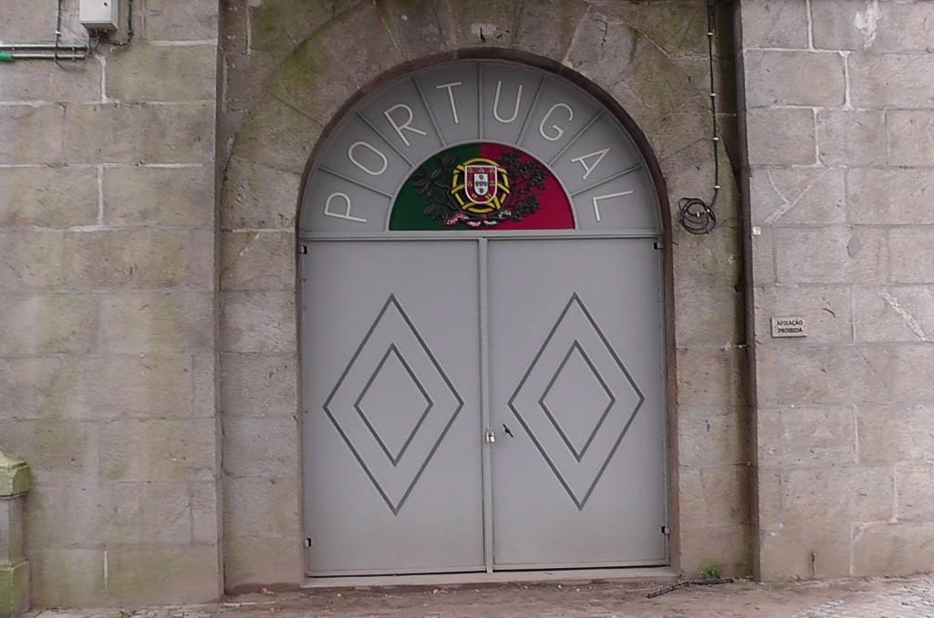 De Portugese kant