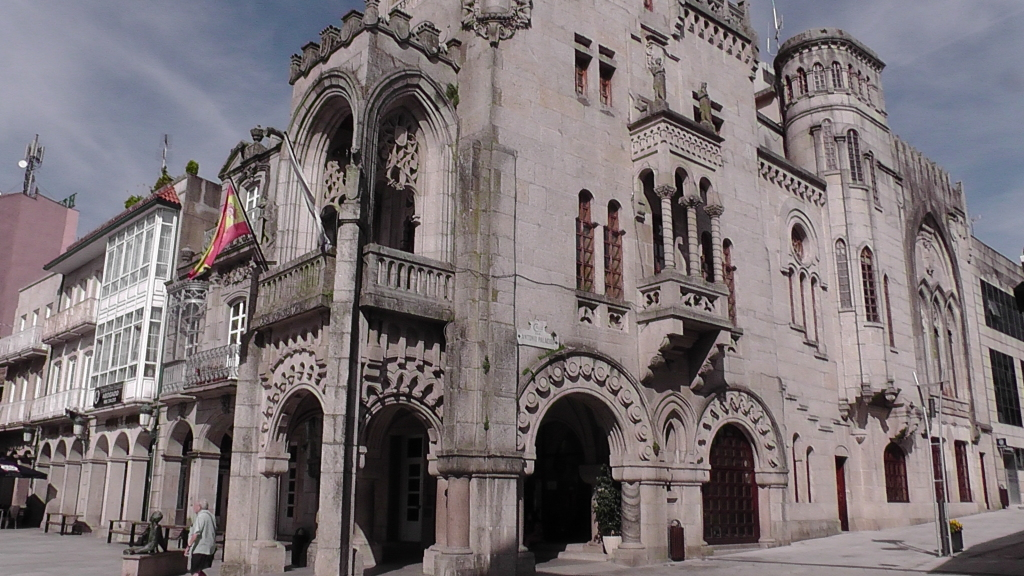 Stadhuis O Porriño