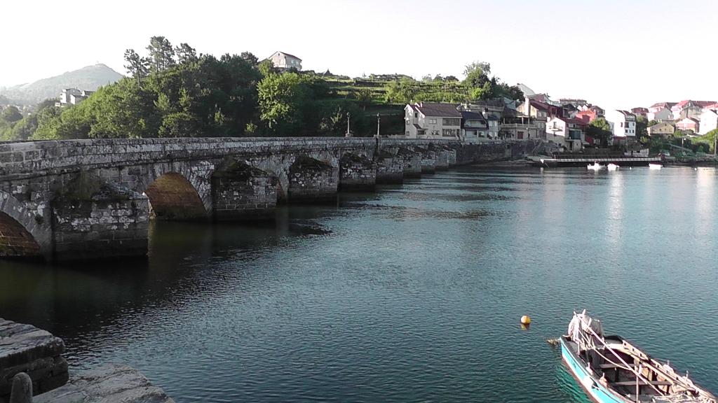 Terugblik op de brug