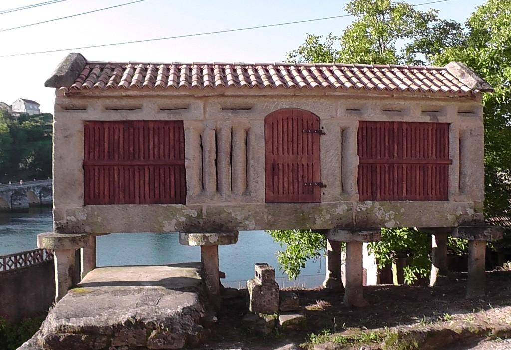 Horreo in Pontesampaio