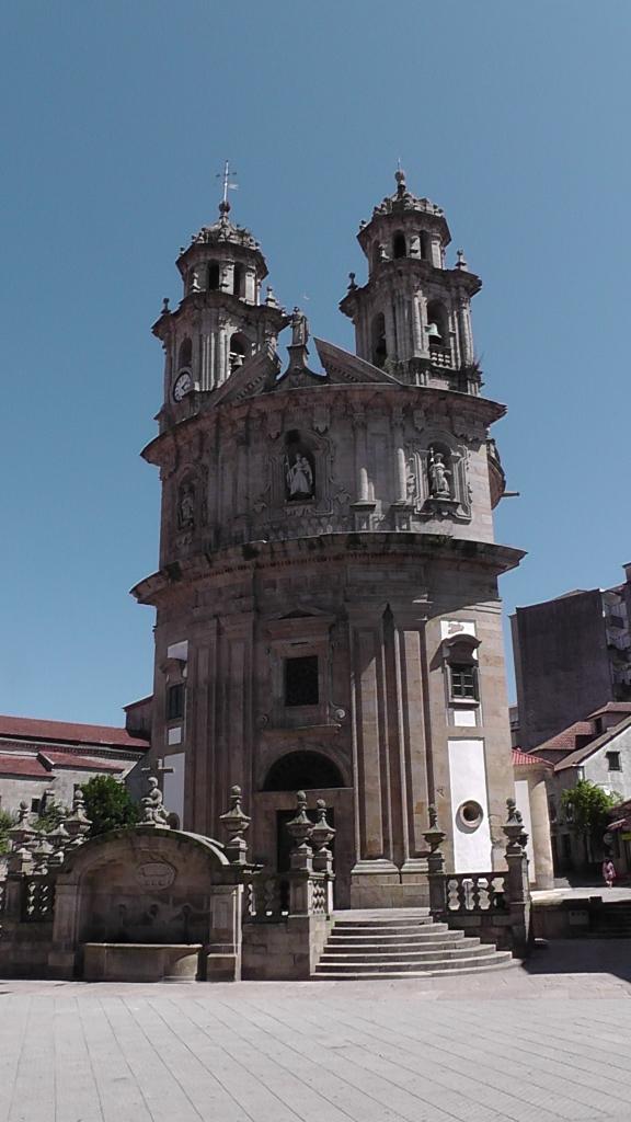 Sanctuario da Virxe Peregrina