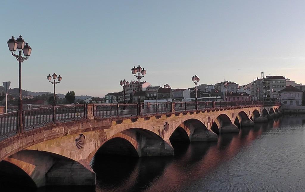 Ponto do Borgo over de Lérez