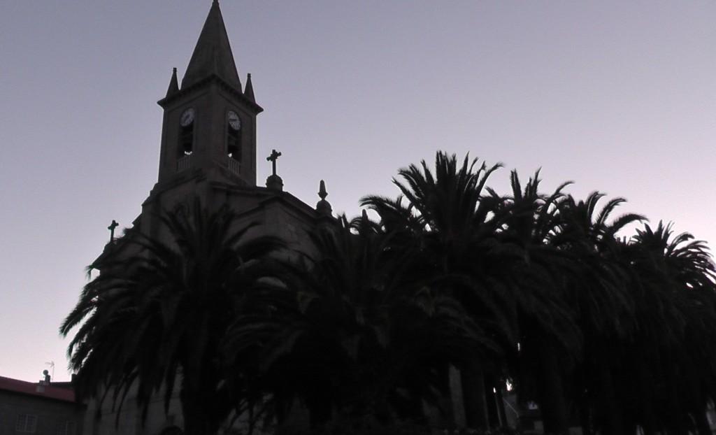 Kerk Santa María in Tivo