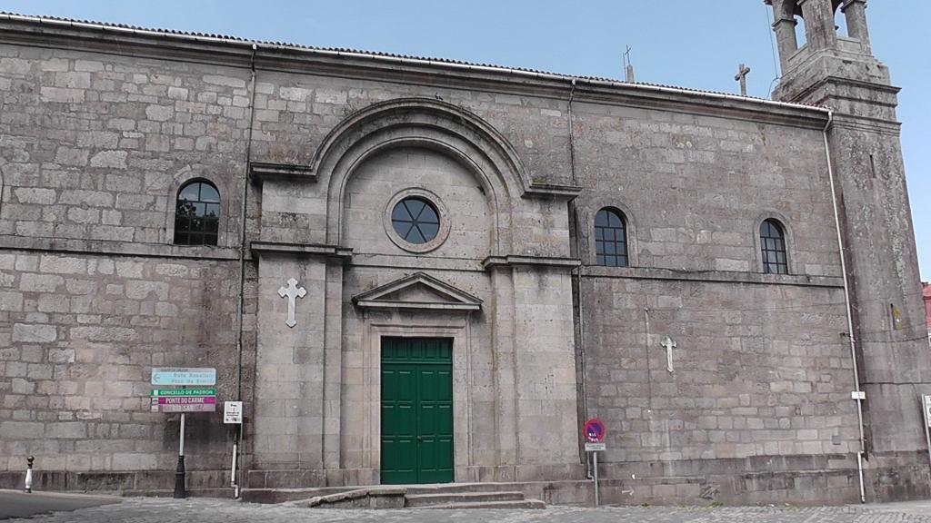 Jacobuskerk, Padrón