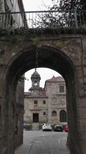 Convento, Igrexa e Clexio das Orfas
