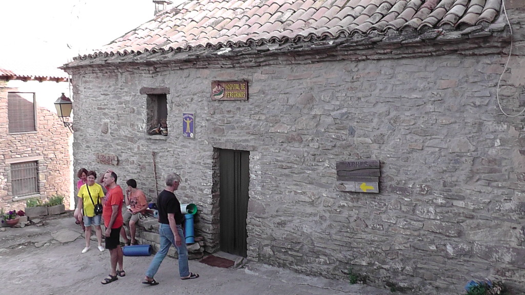 Herberg in Arrés