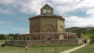 kapel Nuestra Santa María de Eunate