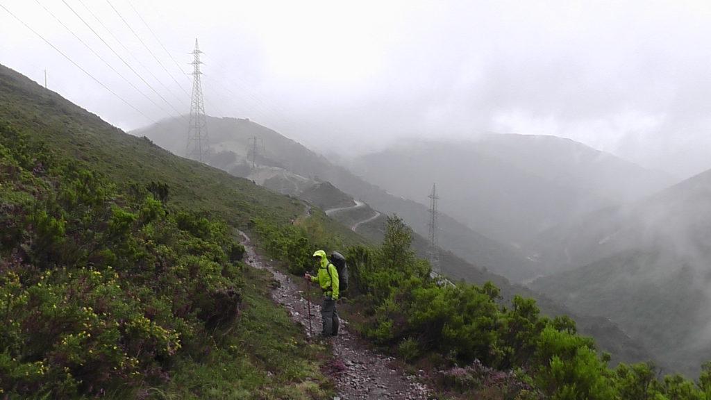 afdaling naar Montefurado