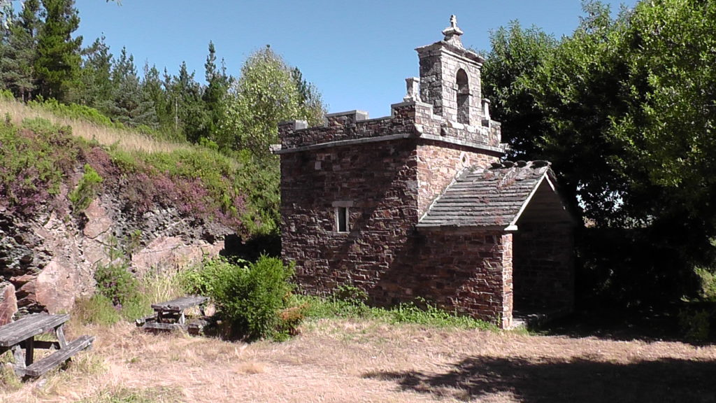 kapel bij Silvela