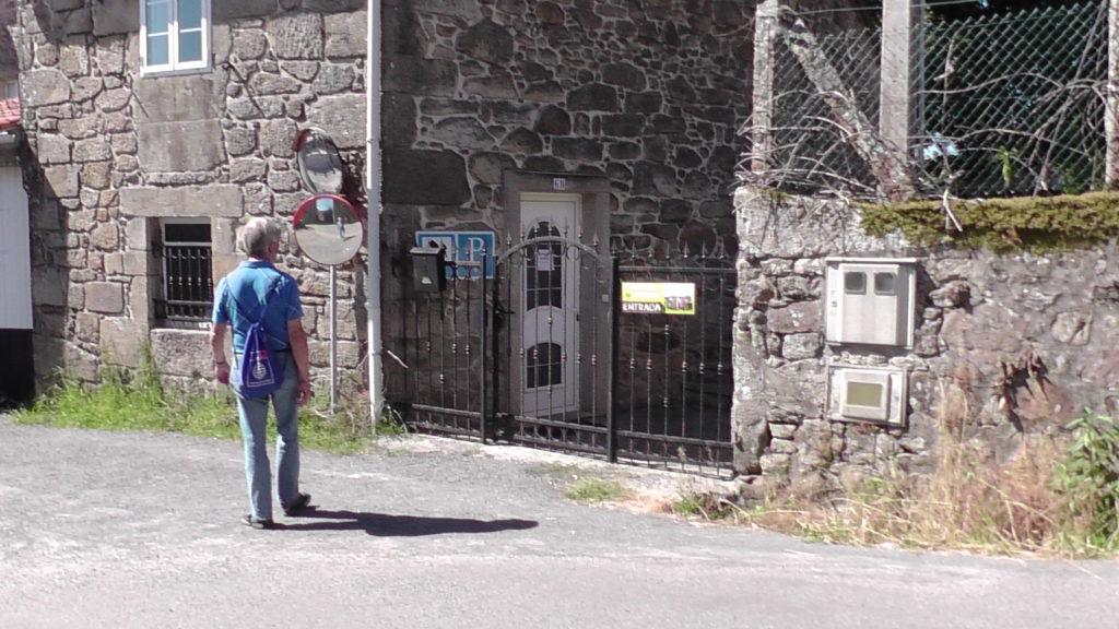 Albergue Turistico de Logrosa, bij Negreira
