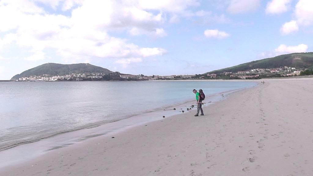 altijd boeiend wat het strand biedt